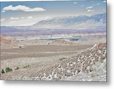 Open Lands Metal Print