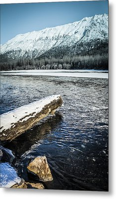 Open Water Metal Print by Michele Cornelius