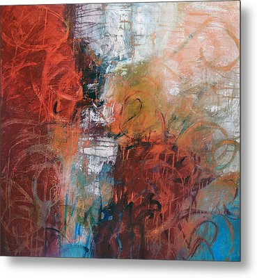 Opposing Forces Metal Print by Filomena Booth