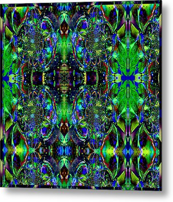 Metal Print featuring the photograph Orchid Of Eternity by Robert Kernodle