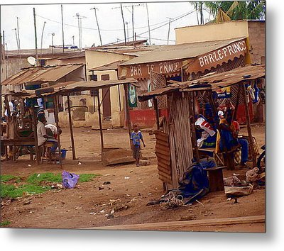 Metal Print featuring the photograph Ordinary Wonders Of Africa by Mikhail Savchenko