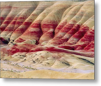 Oregon Painted Hills Metal Print by Anonymous