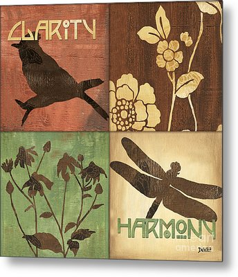 Organic Nature 2 Metal Print