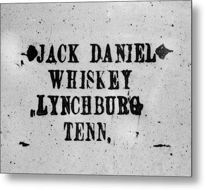 Original Whiskey Metal Print by JAMART Photography