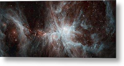 Orion's Dreamy Stars Metal Print by Adam Romanowicz