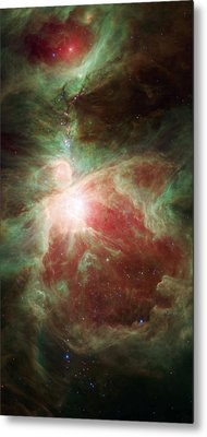 Orion's Sword Metal Print by Adam Romanowicz