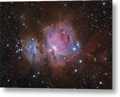 Orion's Sword Metal Print by Brian Peterson