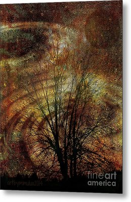 Otherworld Metal Print