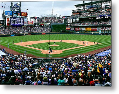 The Boys Of Summer Metal Print by Mike Flynn