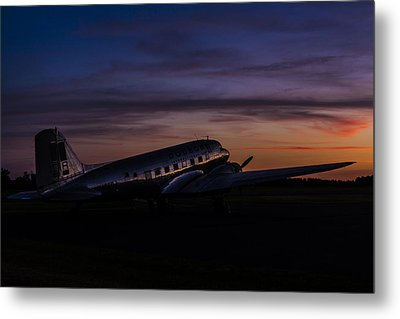 Our Heritage At Sunrise Metal Print