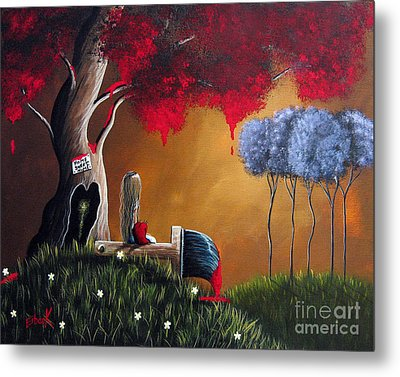 Our Place By Shawna Erback Metal Print