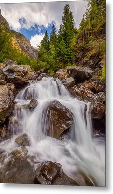 Ouray Wilderness Metal Print