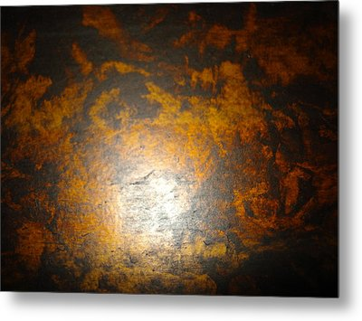 Out Of The Fire Metal Print