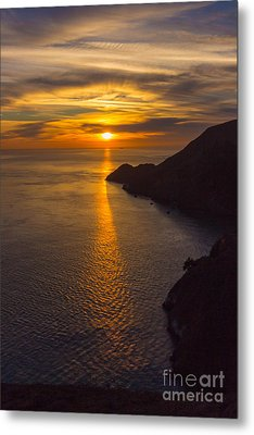 outer San Francisco Bay Metal Print