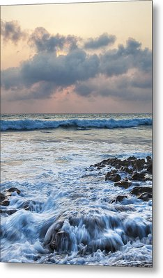 Over Rocks Metal Print by Jon Glaser