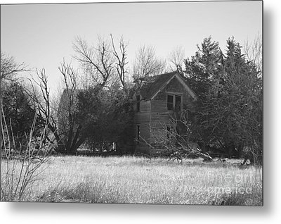 Overgrown Memories Metal Print