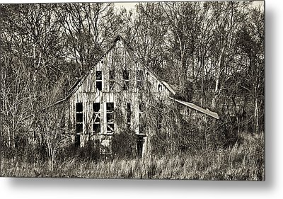 Metal Print featuring the photograph Overtaken by Greg Jackson