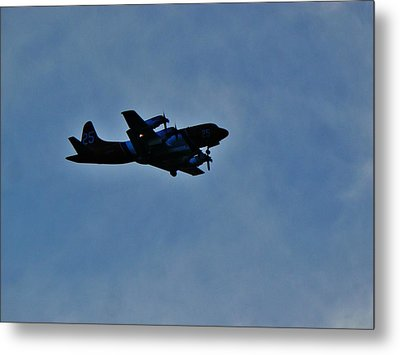 P-3 Orion Hero # 25 Metal Print