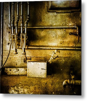 Pacific Airmotive Corp 03 Metal Print by YoPedro