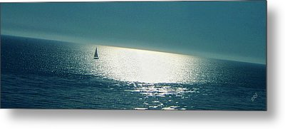 Pacific Metal Print by Ben and Raisa Gertsberg
