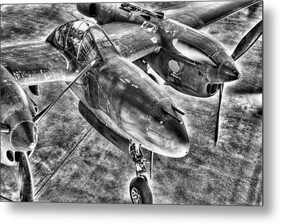 Pacific Knights Metal Print by JC Findley