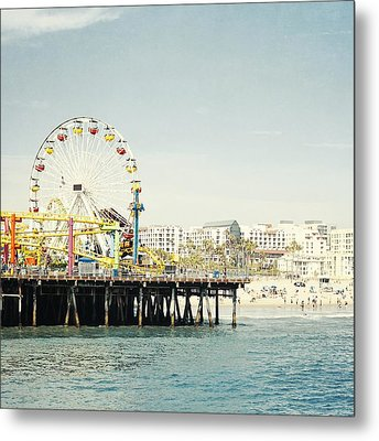 Pacific Wheel  Metal Print