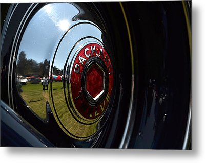 Packard - 2 Metal Print by Dean Ferreira