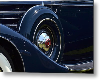 Packard - 1 Metal Print by Dean Ferreira