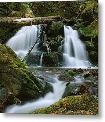 Packer Falls Metal Print