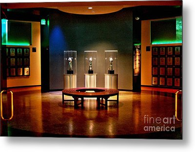 Packer Hall Of Fame Metal Print by Tommy Anderson