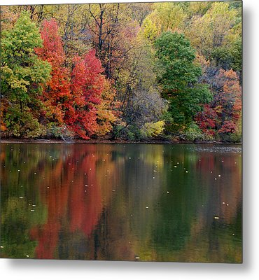 Metal Print featuring the photograph Painted Water by Richard Bryce and Family