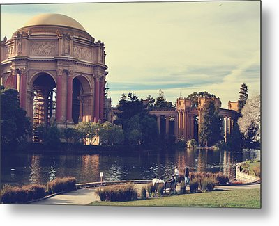 Palace Metal Print by Laurie Search