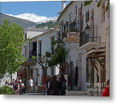 Pampaneira - Alpujarra - Spain Metal Print