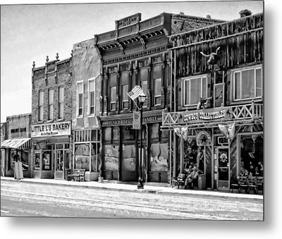 Metal Print featuring the photograph Panguitch Utah by Kathy Churchman