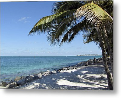 Paradise - Key West Florida Metal Print