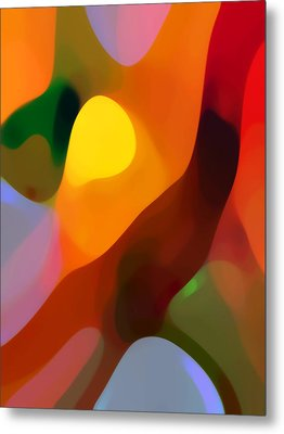 Paradise Found 2 Tall Metal Print