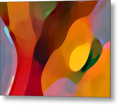 Paradise Found 3 Metal Print by Amy Vangsgard