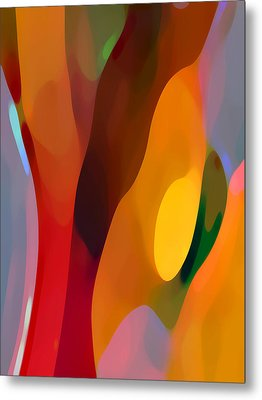 Paradise Found 3 Tall Metal Print by Amy Vangsgard