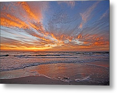 Paradise Found Metal Print by HH Photography of Florida