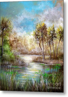 Paradise Metal Print by Patrice Torrillo