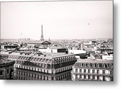 Paris In The Afternoon Metal Print