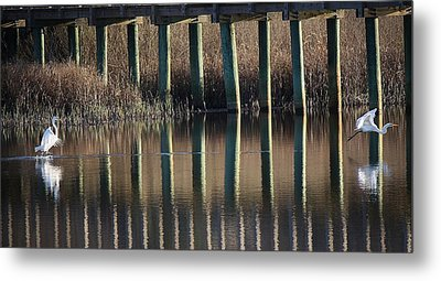 Parting Is Such Sweet Sorrow Metal Print by Paulette Thomas