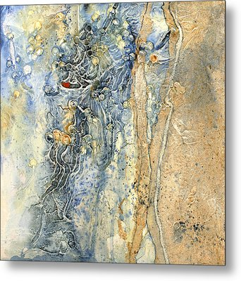 Passage 52 Metal Print by Carlynne Hershberger