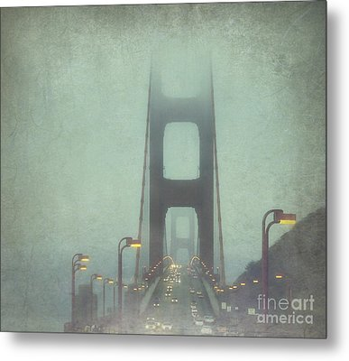 Passage Metal Print by Jennifer Ramirez
