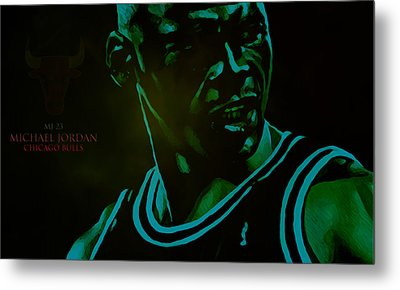 Metal Print featuring the digital art Passion by Brian Reaves