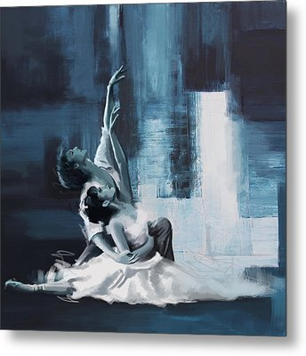 Passion  Metal Print by Corporate Art Task Force