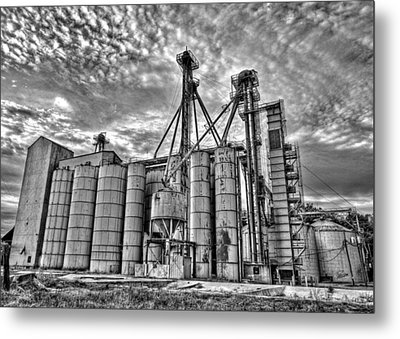 Past Elevation Metal Print