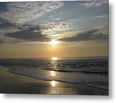 Pastel Sunrise Metal Print