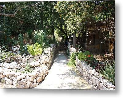 Path To Happiness Metal Print