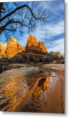 Patriarchs Of Zion Metal Print